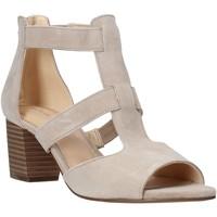 Sapatos Mulher Escarpim Clarks 26141571 Bege