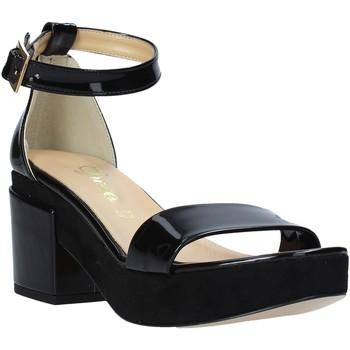 Sapatos Mulher Escarpim Grace Shoes 9978 Preto