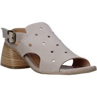 Sapatos Mulher Sandálias Bueno Shoes 9L3902 Cinzento