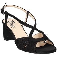 Sapatos Mulher Sandálias Grace Shoes 4011 Preto
