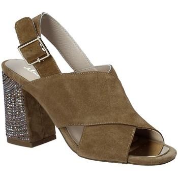 Sapatos Mulher Sandálias Alma En Pena V18277 Castanho