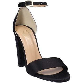Sapatos Mulher Sandálias Grace Shoes 1392 Preto