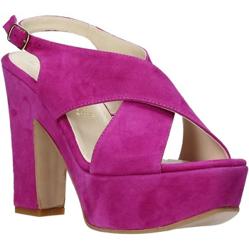 Sapatos Mulher Sandálias Esther Collezioni TQ 039 Rosa