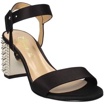 Sapatos Mulher Sandálias Grace Shoes 1490 Preto