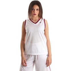 Textil Mulher Tops sem mangas Champion 111382 Branco