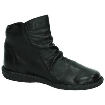 Sapatos Mulher Botins Bartty  Preto