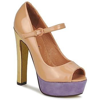 Sapatos Mulher Escarpim Ravel LOTTIE Cru