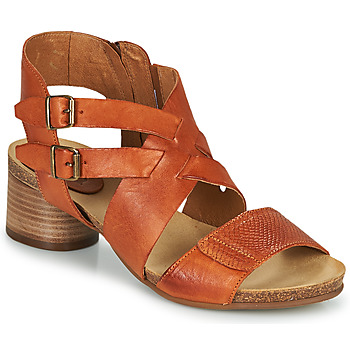 Sapatos Mulher Sandálias Casta ERVA Laranja
