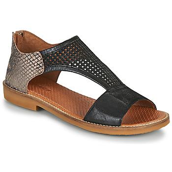 Sapatos Mulher Sandálias Casta IRIA Preto