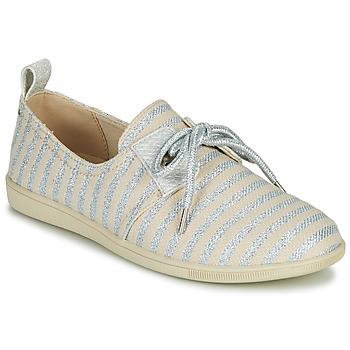 Sapatos Mulher Sapatilhas Armistice STONE ONE W Prata