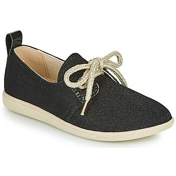 Sapatos Rapariga Sapatilhas Armistice STONE ONE K Preto