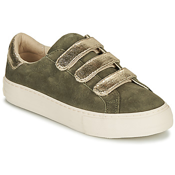 Sapatos Mulher Sapatilhas No Name ARCADE STRAPS Cáqui
