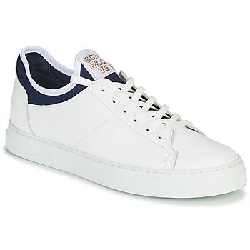 Sapatos Homem Sapatilhas Schmoove SPARK NEO Branco / Azul