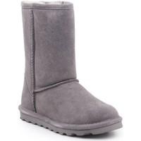 Sapatos Mulher Botas de neve Bearpaw 1962W GRAY FOG 051 grey