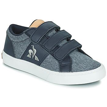 Sapatos Homem Sapatilhas Le Coq Sportif VERDON CLASSIC PS Azul