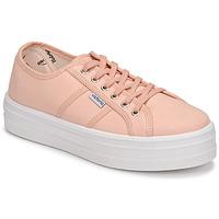 Sapatos Mulher Sapatilhas Victoria BARCELONA LONA Rosa