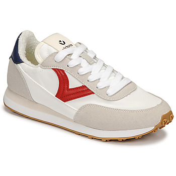 Sapatos Mulher Sapatilhas Victoria ASTRO NYLON Branco / Vermelho / Azul