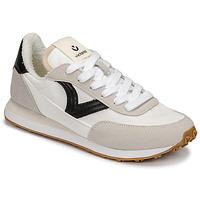 Sapatos Mulher Sapatilhas Victoria ASTRO NYLON Branco / Preto