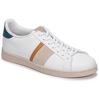 Sapatos Homem Sapatilhas Victoria TENIS VEGANA DETALLE Branco