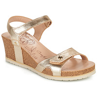 Sapatos Mulher Sandálias Panama Jack JULIA SHINE Ouro