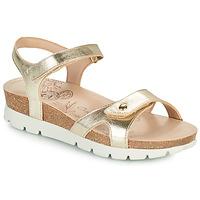 Sapatos Mulher Sandálias Panama Jack SULIA SHINE Ouro