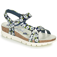 Sapatos Mulher Sandálias Panama Jack SALLY GARDEN Azul