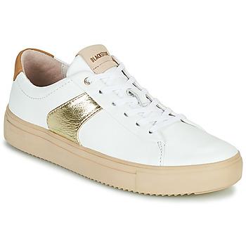 Sapatos Mulher Sapatilhas Blackstone VL57 Branco