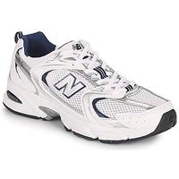 Sapatos Mulher Sapatilhas New Balance 530 Branco / Prata