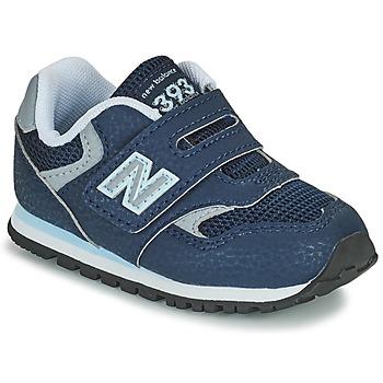Sapatos Rapaz Sapatilhas New Balance 393 Azul