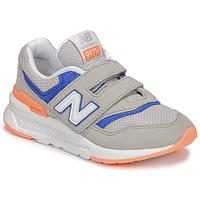 Sapatos Rapaz Sapatilhas New Balance 997 Cinza / Azul