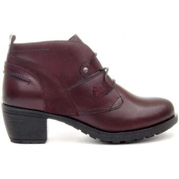 Sapatos Mulher Botins Purapiel 67430 BROWN