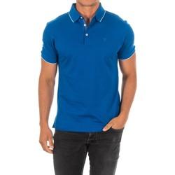 Textil Homem Polos mangas curta Hackett Polo M/Corta Azul