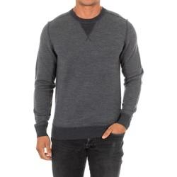 Textil Homem camisolas Hackett Jersey Cinza