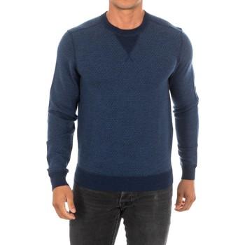 Textil Homem camisolas Hackett Jersey Azul