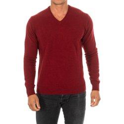 Textil Homem camisolas Hackett Jersey Vermelho