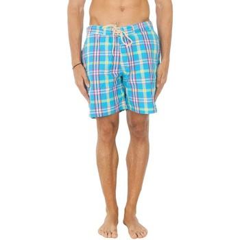 Textil Homem Fatos e shorts de banho Hackett Bañador Bermudas Hackett Azul