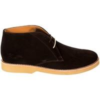 Sapatos Homem Botas baixas Hackett Eci Parsons Boots Castanho