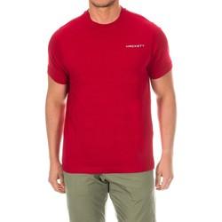 Textil Homem T-Shirt mangas curtas Hackett Camiseta  Golf Vermelho