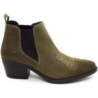 Sapatos Mulher Botins Esteve  Verde
