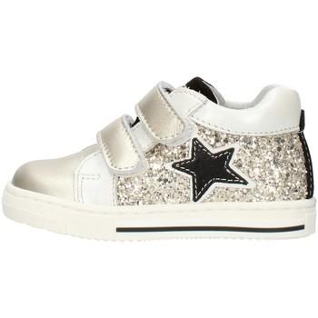 Sapatos Rapariga Sapatilhas Balocchi 606224 Cinza