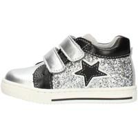 Sapatos Rapariga Sapatilhas Balocchi 606224 Prata