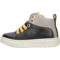 Sapatos Rapaz Sapatilhas de cano-alto Balocchi 601728 Preto