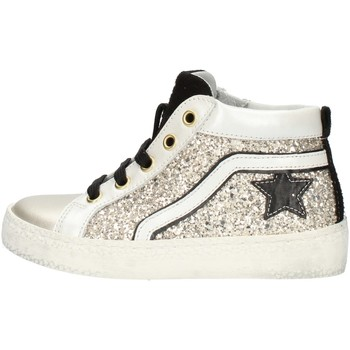Sapatos Rapariga Sapatilhas de cano-alto Balocchi 606526 Cinza