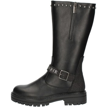 Sapatos Rapariga Botas Café Noir C785 Preto