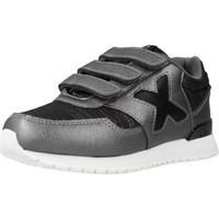Sapatos Rapaz Sapatilhas Munich DASH KID VCO Cinza