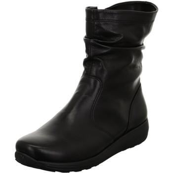 Sapatos Mulher Botins Ara Merano St Hs Black