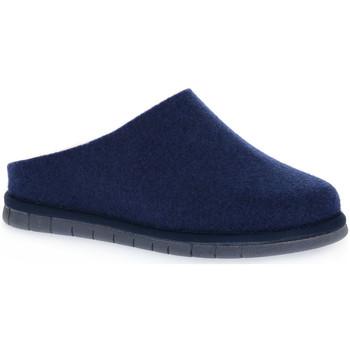 Sapatos Rapaz Chinelos Grunland BLU FIMO Blu