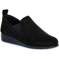 Sapatos Mulher Mocassins Grunland NERO CESI Nero