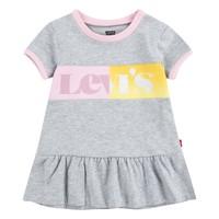 Textil Rapariga Vestidos curtos Levi's 1EC694-G2H Cinza