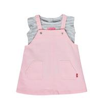 Textil Rapariga Conjunto Levi's 1ED091-A4U Rosa
